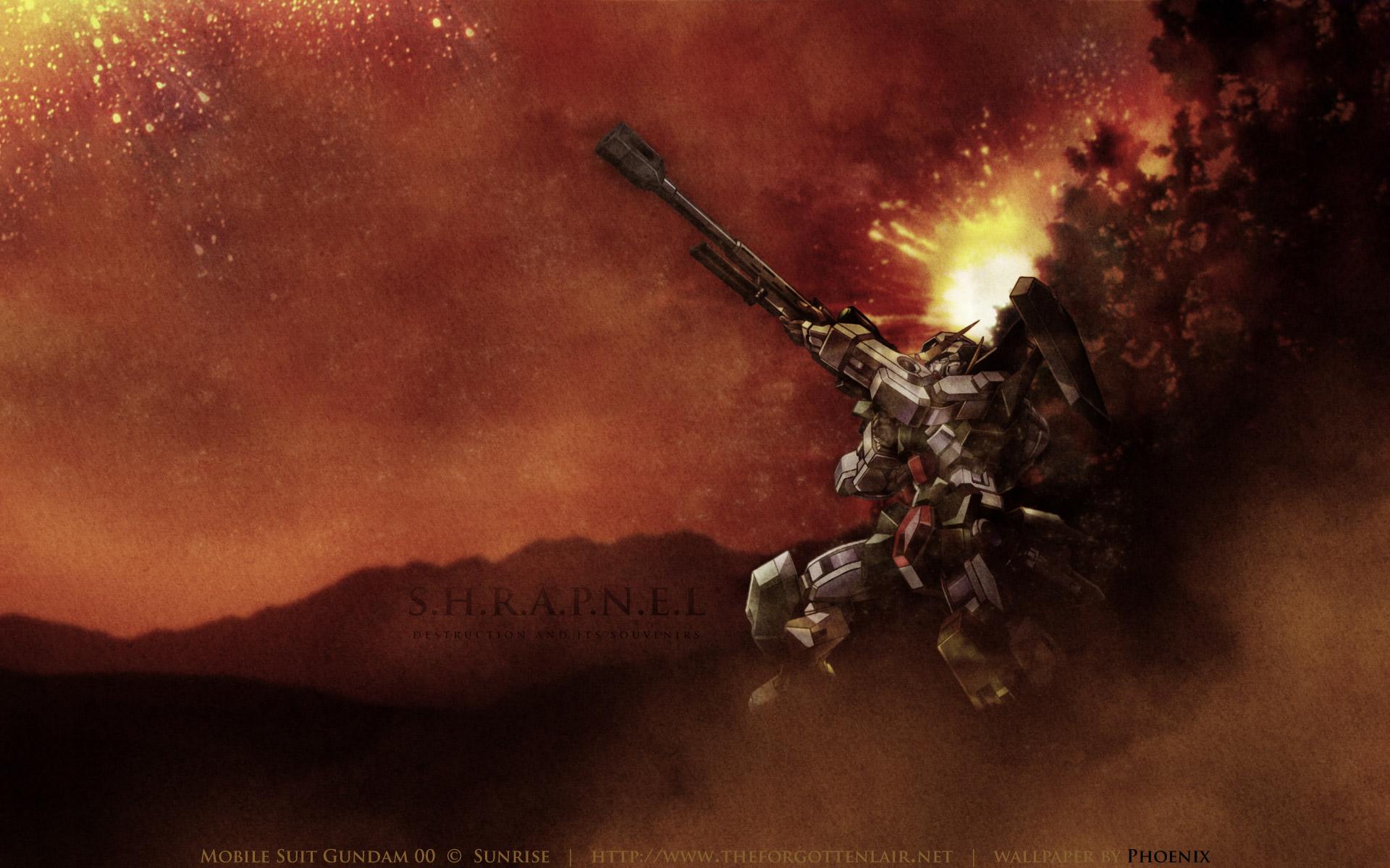 Mobile Suit Gundam 00 Desktop Wallpapers