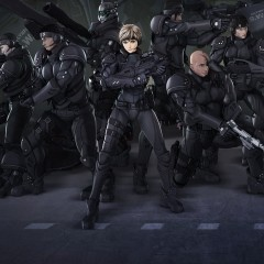 Appleseed / Appleseed Ex Machina