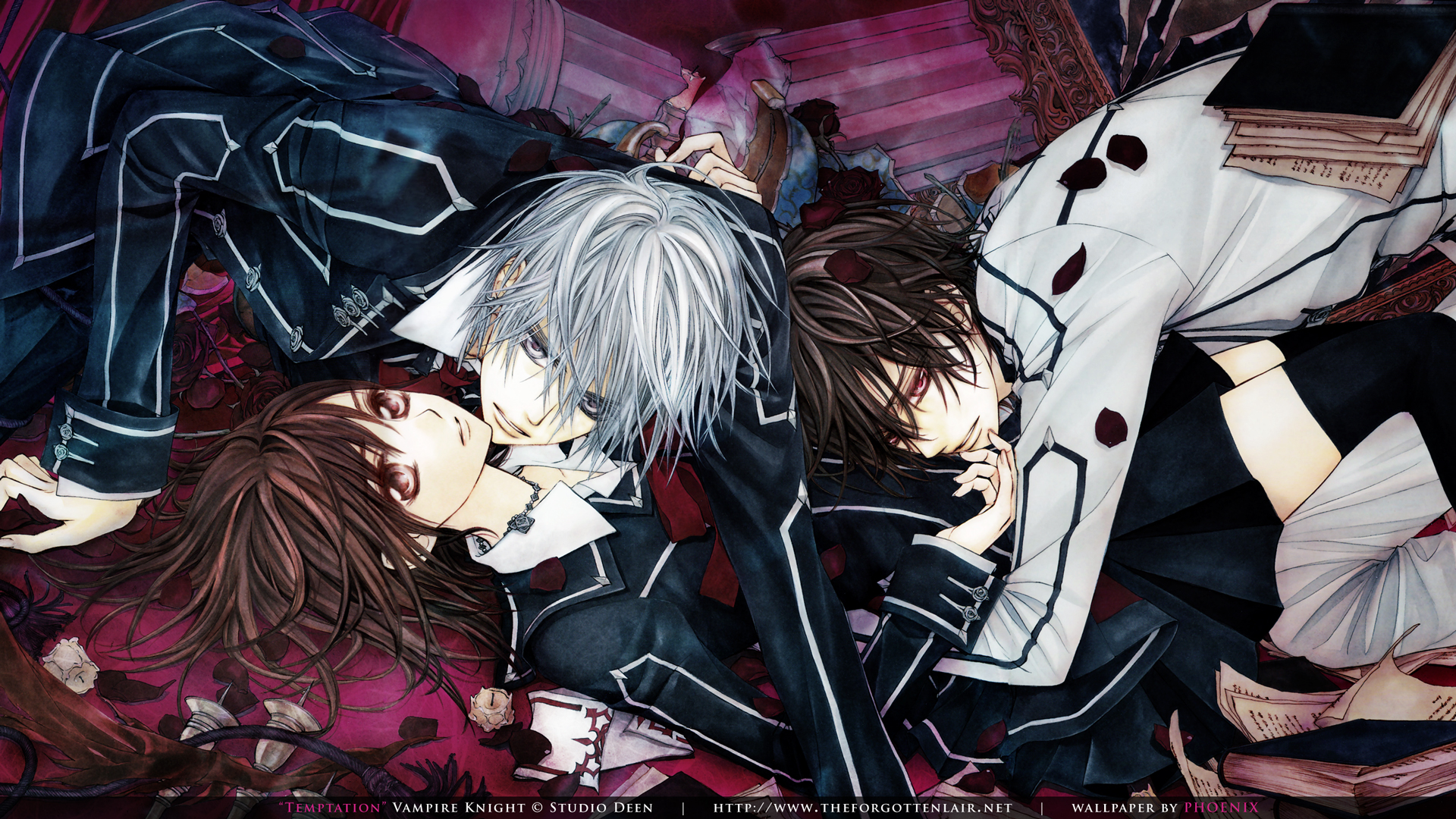 vampire knight wallpaper - photo #31