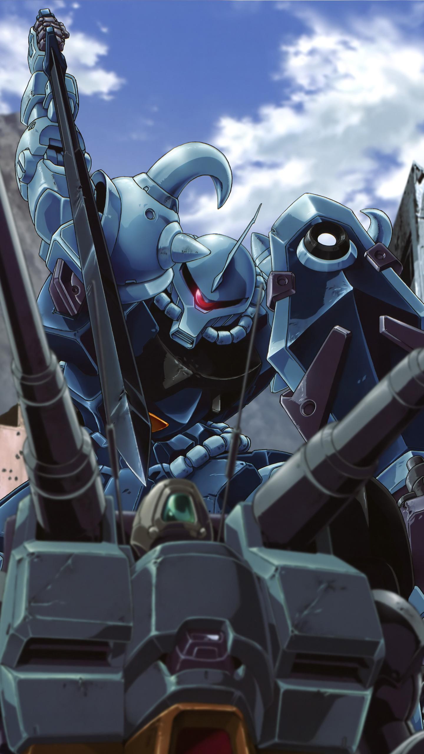 The Forgotten Lair | Mobile Suit Gundam Universal Century ...