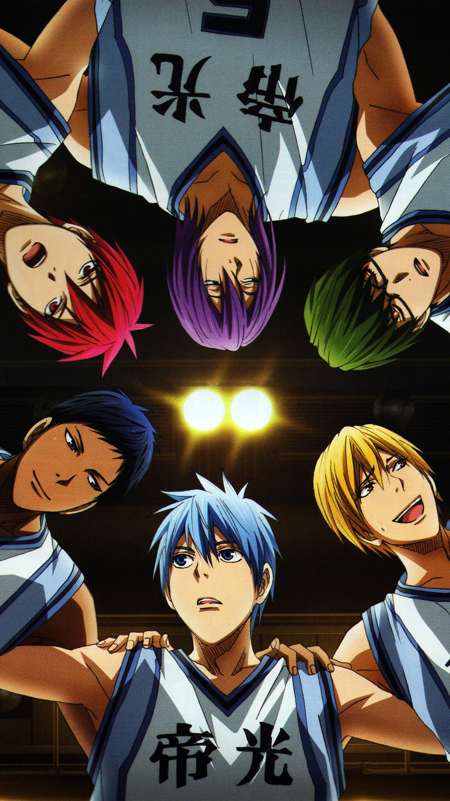 The forgotten lair kuroko no basket mobile wallpapers download all in this section voltagebd Gallery