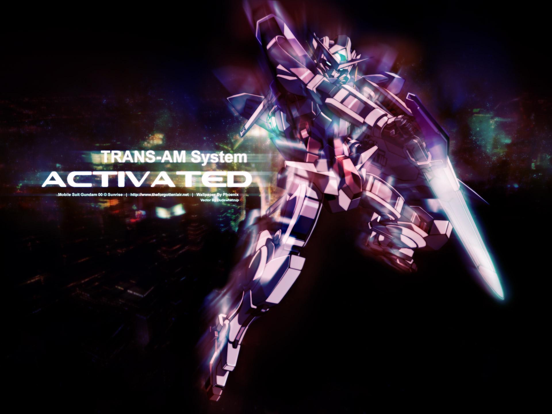 The Forgotten Lair Mobile Suit Gundam 00 Desktop Wallpapers