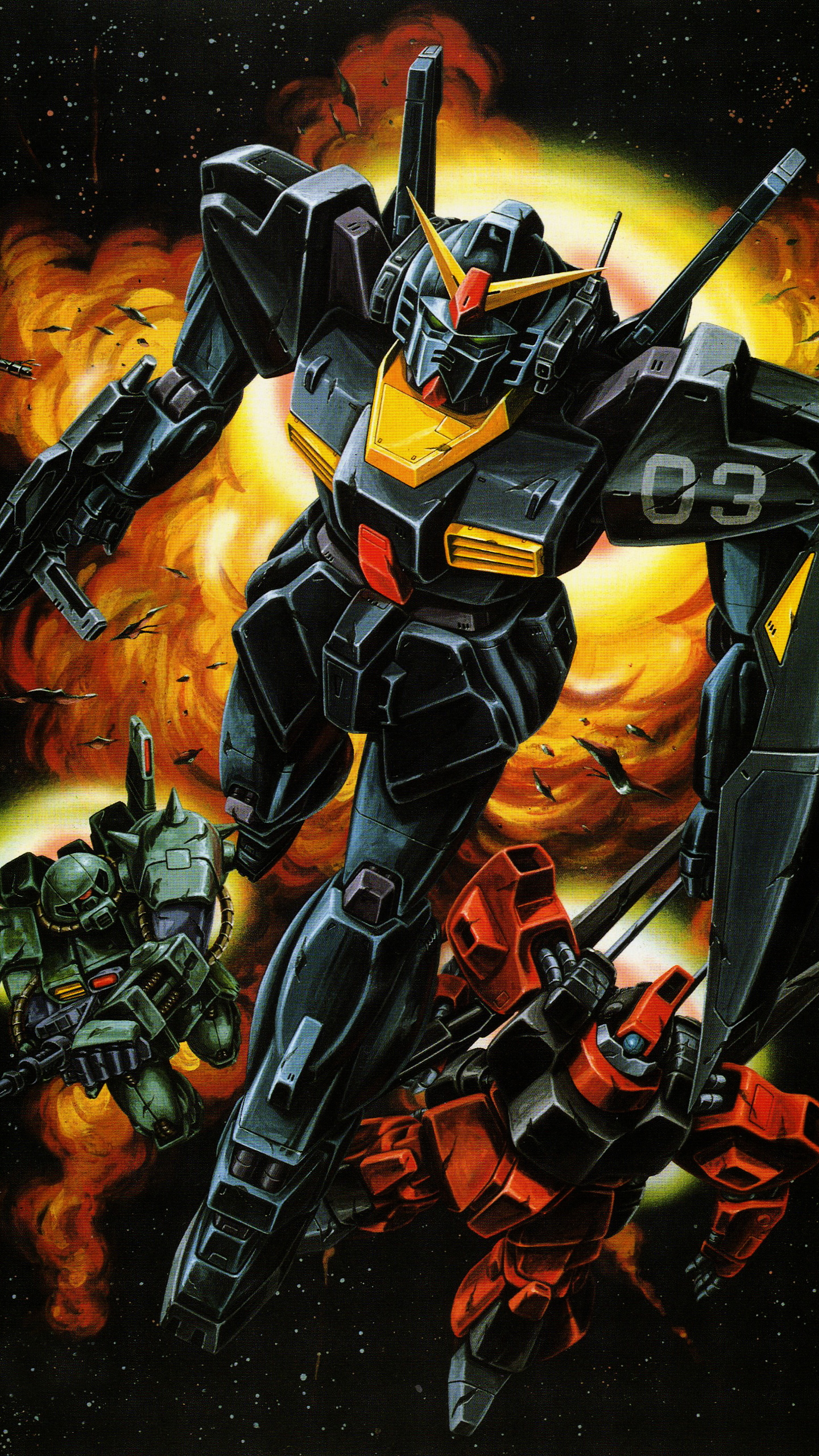 The Forgotten Lair  Mobile Suit Gundam Universal Century Mobile