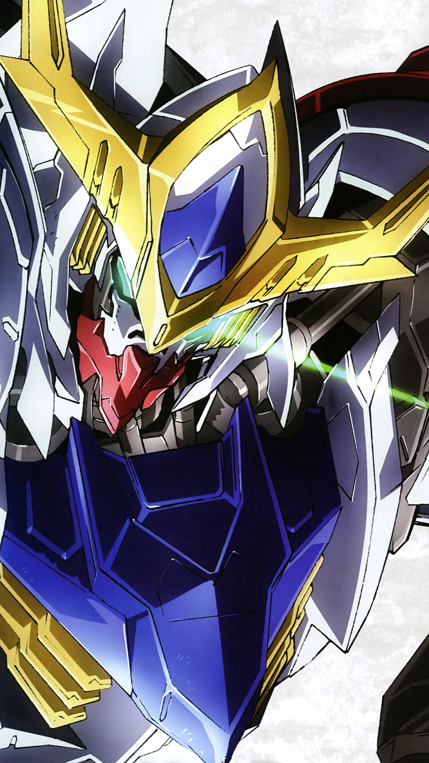 The Forgotten Lair Mobile Suit Gundam Iron Blooded Orphans